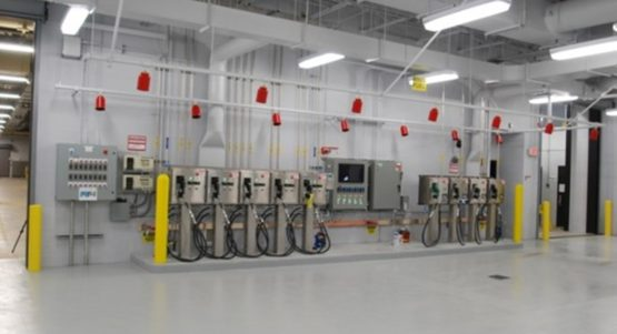 EPA Fuel Bay Expansion Photo