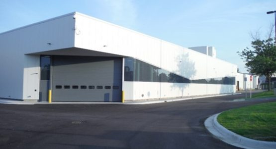 EPA HD Addition Building Photo